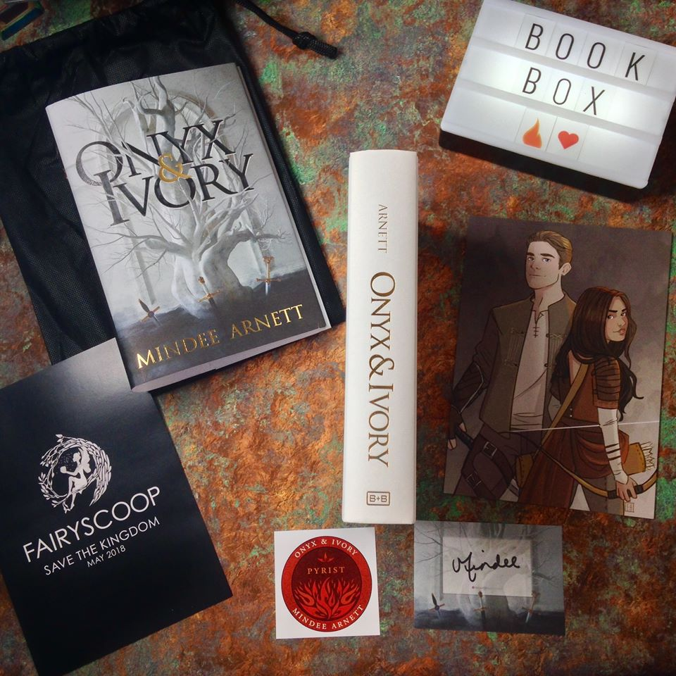 FairyLoot May Unboxing