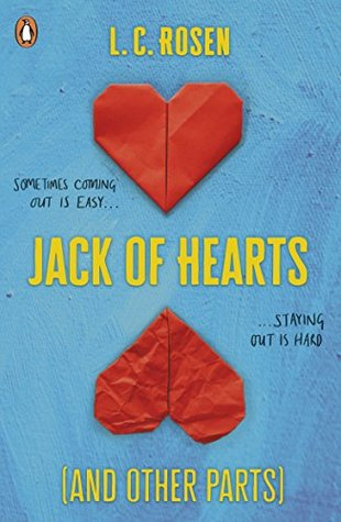 Jack of Hearts (And Other Parts) by Lev A.C. Rosen