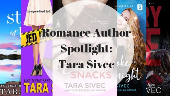 Romance Author Spotlight: Tara Sivec
