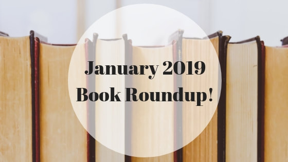 January 2019 Book Roundup