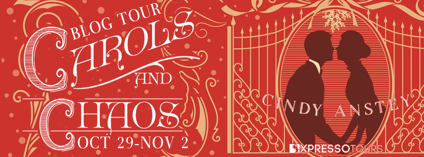 Carols and Chaos by Cindy Anstey Blog Tour