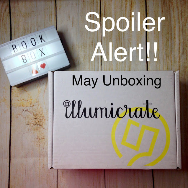 Illumicrate May Box