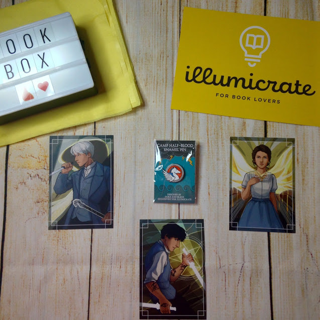 May Illumicrate Book Box