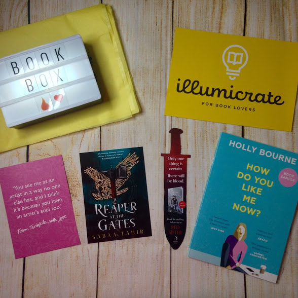 Illumicrate May Book Box