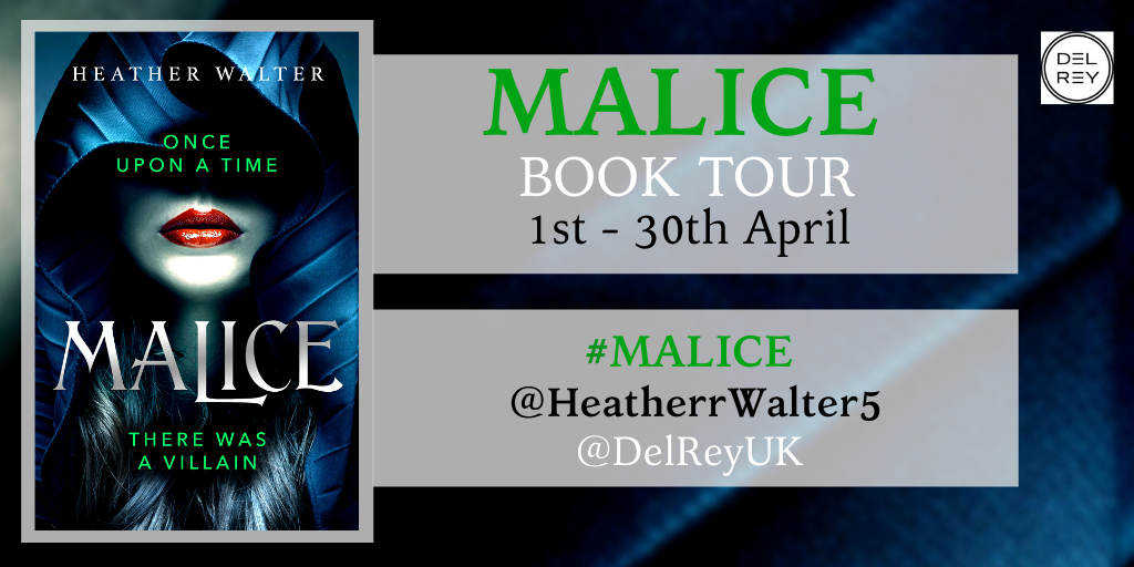 Book Review & Blog Tour: Malice by Heather Walter